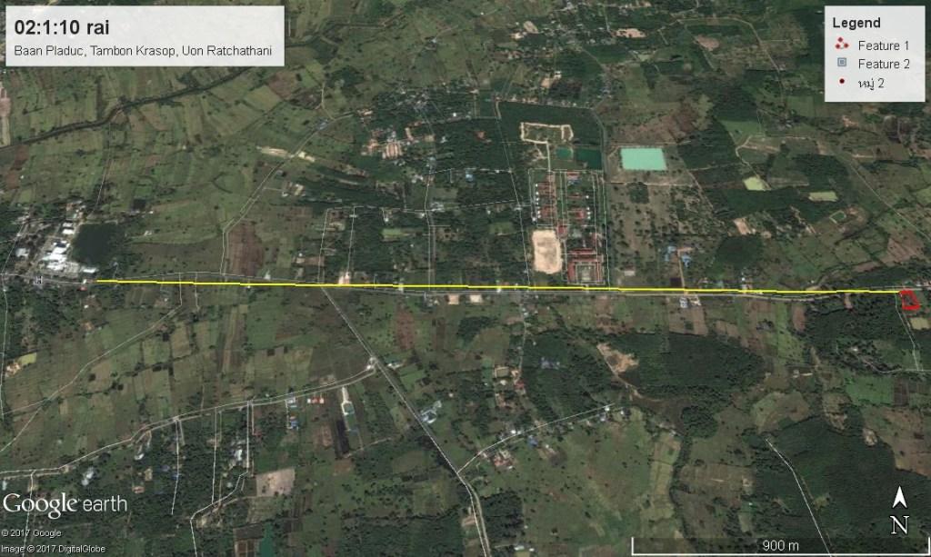 01:3:09 rai Baan Pladuc Tambon Krasop Ubon - Ubon Homes