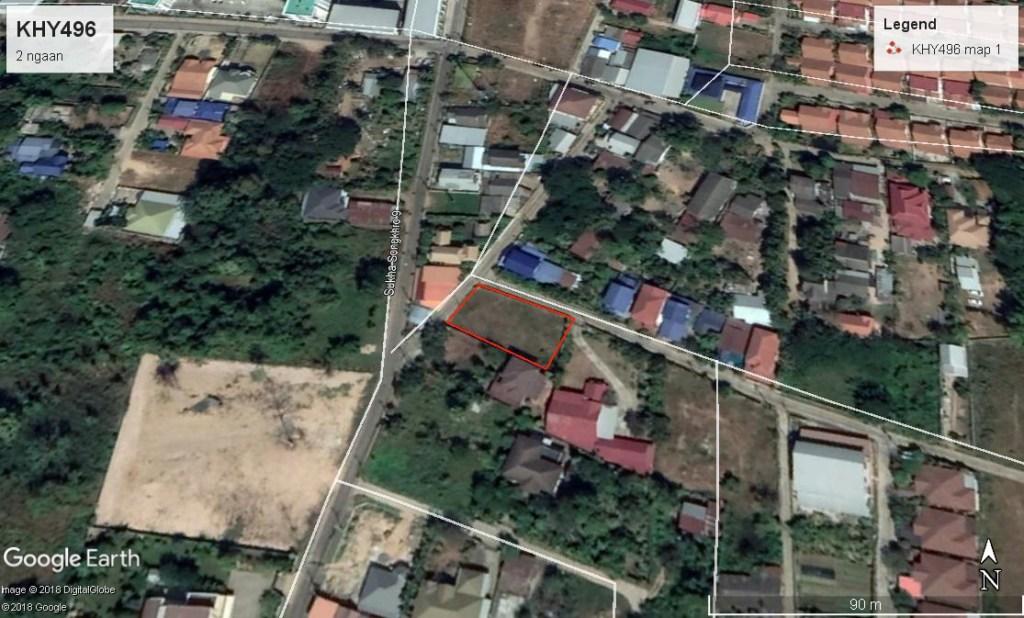 prime residential land Ubon