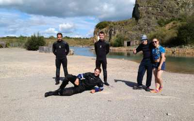 Cromhall – New Ocean Divers!