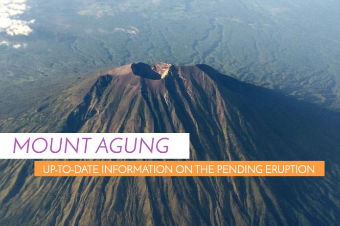 Mount Agung Facts About Bali S Imminent Volcano Eruption