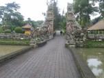 Taman Ayun front gate 2