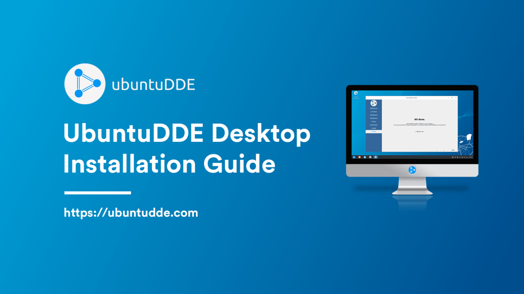 UbuntuDDE-installation-guide