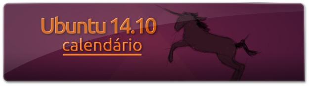 Ubuntu 14.10 Utopic Calendario