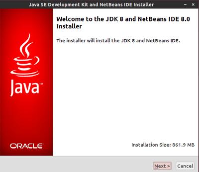 Install Netbeans 8.0 ubuntu 14.04