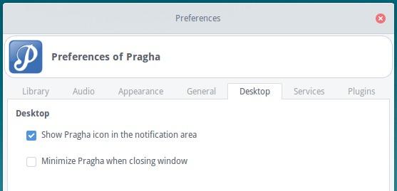 Resultado de imagem para Pragha Music Player 1.4 logo