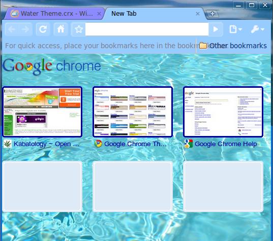 chromewater