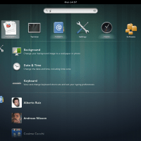gnome 3.8 search