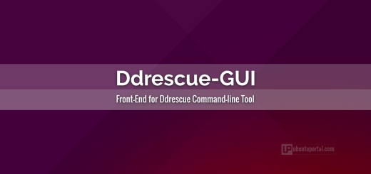Ddrescue-GUI: Data Recovery Tool