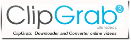ClipGgrab:  downloader and converter online videos