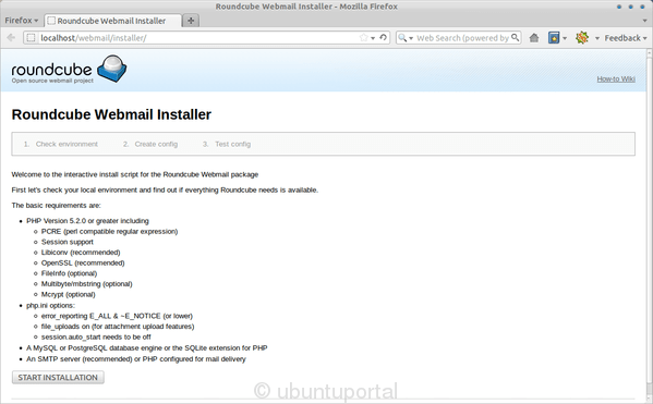 An Easy Step-by-Step to Installing and Running Roundcube