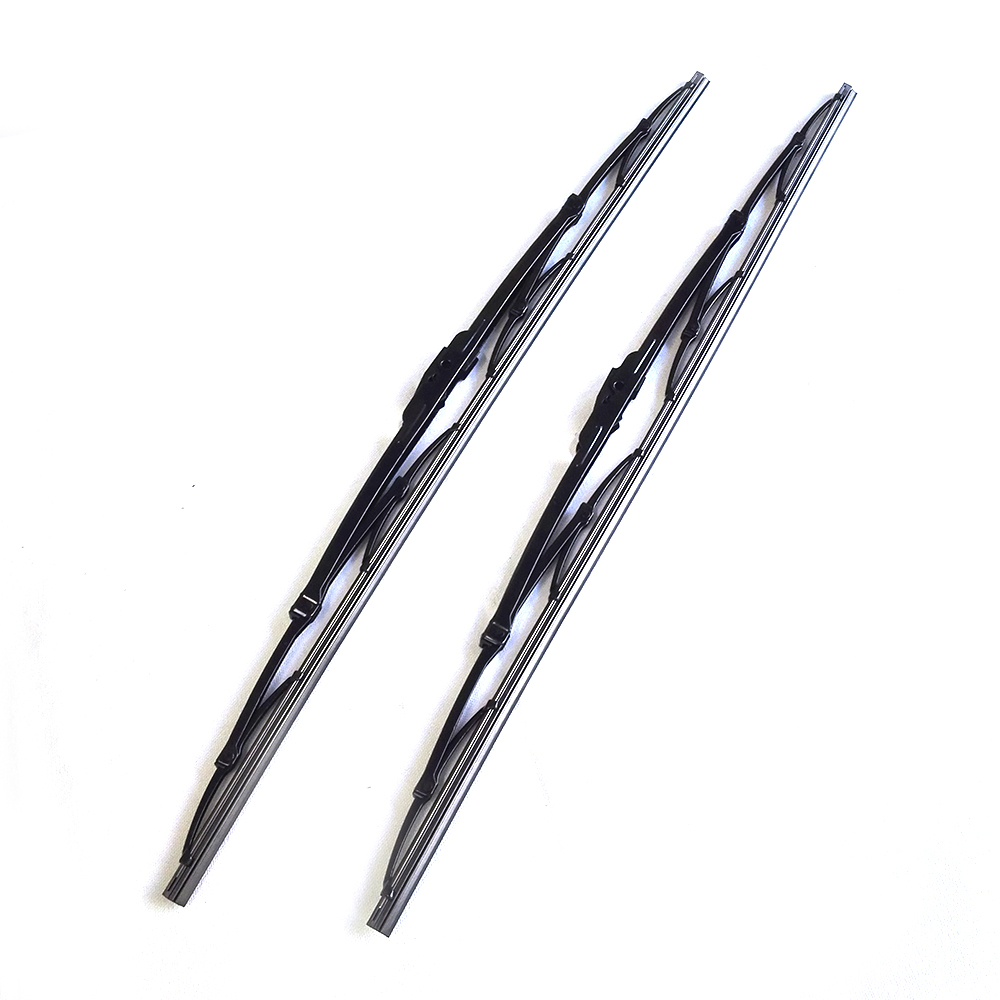 Windscreen Wiper Blades X3 for Peugeot 206 Mk1 2001-2008