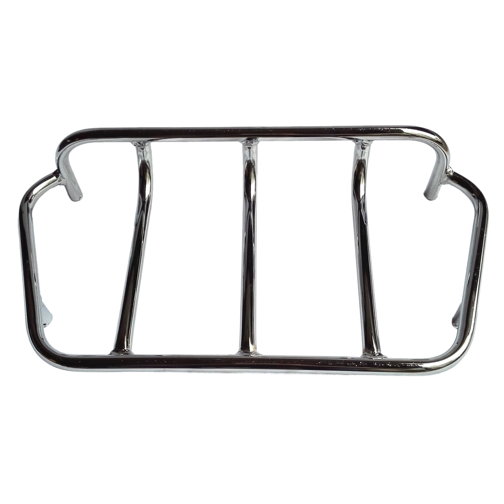 48L Motorcycle Top Box Luggage Case Back Rear Tail Rack
