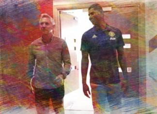 Interview: Gary Lineker speaks to Manchester United's Marcus Rashford