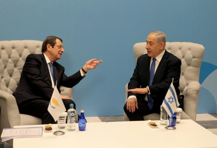 Cyprus and Israel have embarked in a new era of partnership, says President Anastasiades