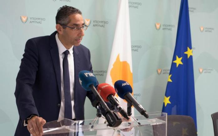 Cyprus Defence Minister Savvas Angelides travels to Italy, on Monday where he is set to have a meeting with Italian Defence Minister Lorenzo Buerine