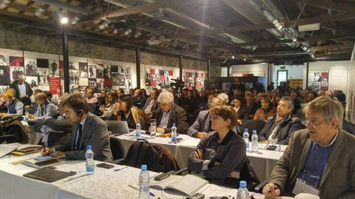 A European Conference entitled «Mountain areas of large Mediterranean islands: European issues, National and Regional policies and local mechanisms» is taking place in the villages of Platres and Omodos,