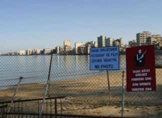 Famagusta belongs to its legal citizens and the government and the Famagusta Municipality are taking actions to prevent any exploitation of the fenced-off town by the Turkish side, Government Spokesman Kyriakos Koushos said on Friday.