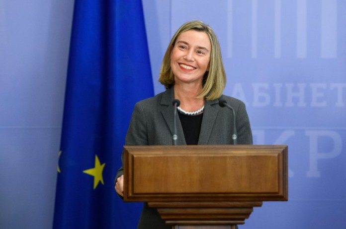 Former top EU diplomat Federica Mogherini, Norwegian Foreign Minister and Cypriot women with leadership positions were among the speakers of an event organized by the Cypriot Ministry of Foreign Affairs to mark the 25th anniversary of the Beijing declaration for women rights.