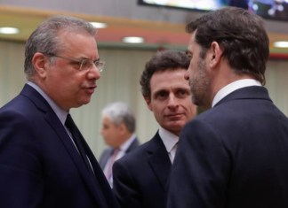 """The extraordinary Council of Ministers of Justice and Home Affairs, unanimously approved Wednesday the six-point plan in support of Greece, responding to migratory pressure on land and sea borders with Turkey, and at the same time expressed its full solidarity with Cyprus and Bulgaria, """"which may be similarly affected"""", as noted in a Council statement. The Republic of Cyprus was represented by the Minister of Interior Nicos Nouris."""