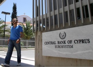 Bad loans in the Cyprus banking system at €9.42 billion in November 2019