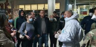 A total of 357 foreigners have been evacuated from Cyprus on Sunday with two flights bound for London departing for the Pafos Airport, while 29 passengers meeting the criteria have been allowed to enter the country.