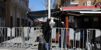 The four crossing points closed as a precaution against coronavirus outbreak will remain closed until the coming Monday, Health Minister Constantinos Ioannou said on Thursday, adding the ministerial committee on Monday will evaluate the situation and take the appropriate decisions.
