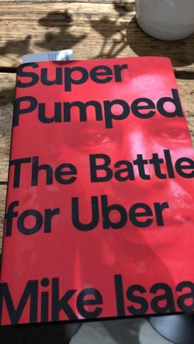 Super Pumped:The Battle for Uber