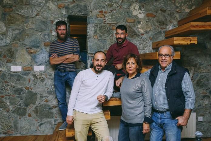 Tsiakkas Winery family