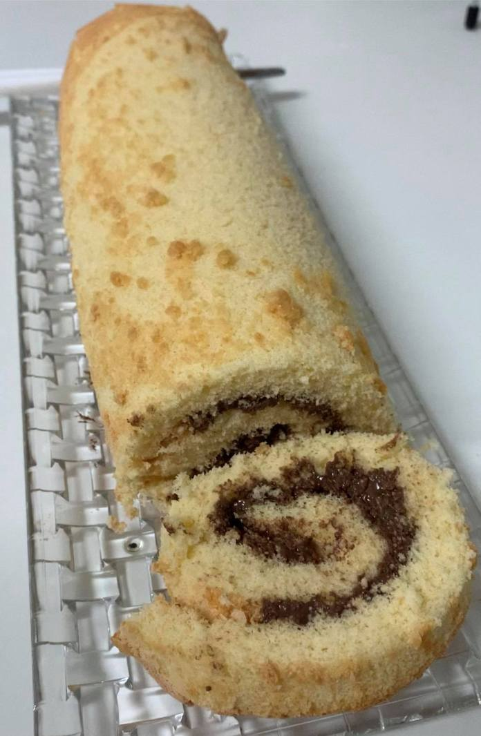 nutella roll