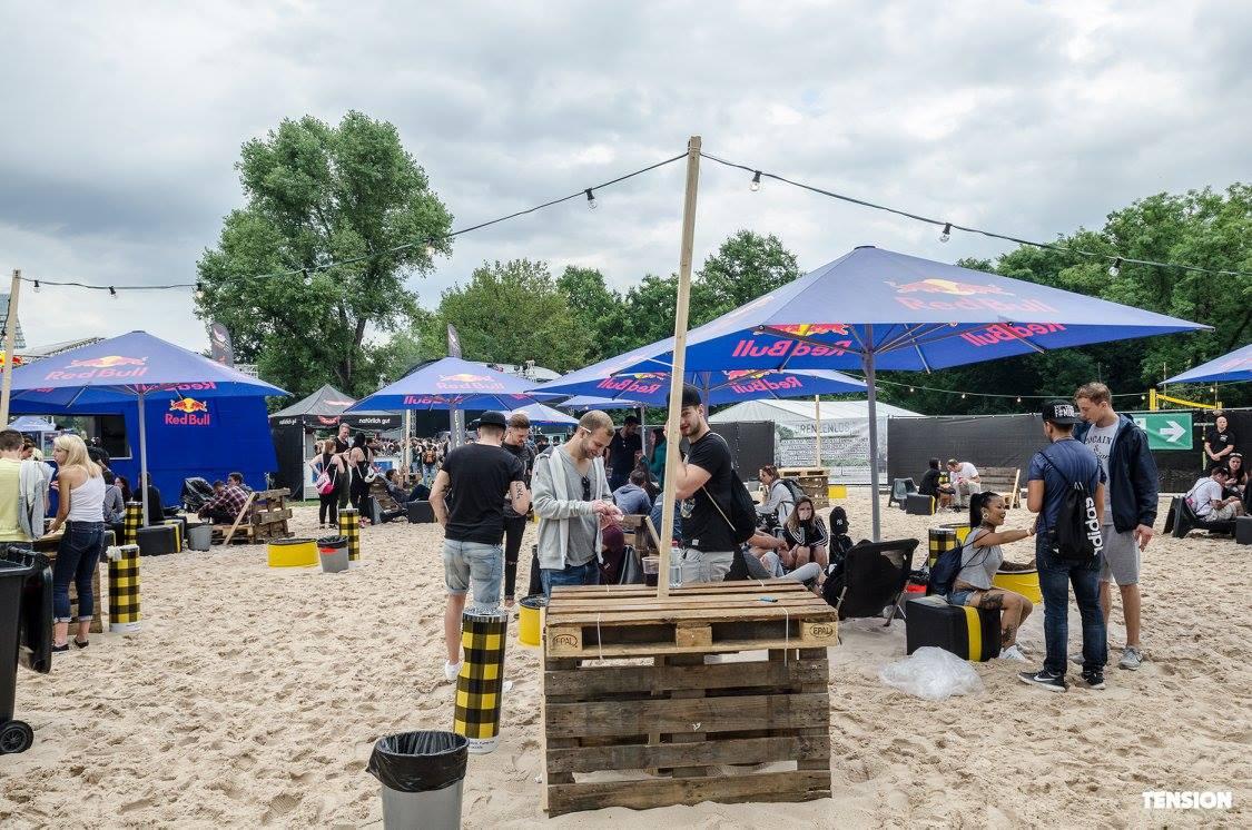 Richie Hawtin und Fritz Kalkbrenner am Tension Festival 2017  Unsere Beweggrnde