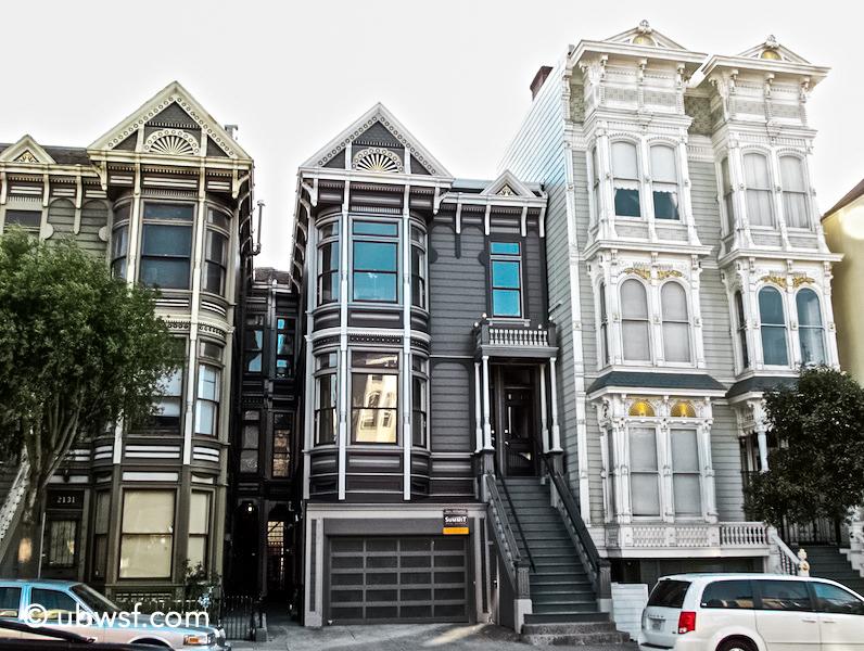 Urban Building Workshop San Francisco Pine 1