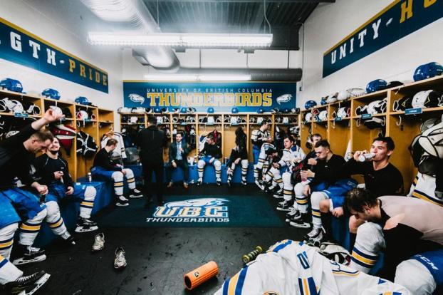 An unsober perspective: UBC's fourth annual Winter Classic