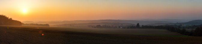 U-Mišpule_Ubytování-Čížov_Národní-park-Podyjí_Čížov_východ-slunce_2014