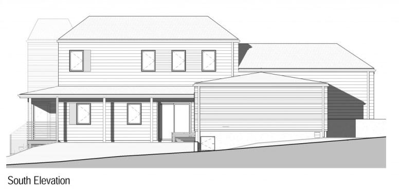 J:Urban Coeur - Bridger2014.525 Tracy houses2 Drawings and Sp