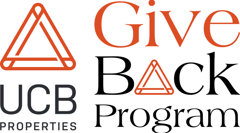 UCB Give Back Program