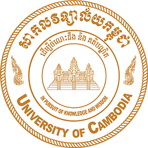 Image result for university of cambodia logo