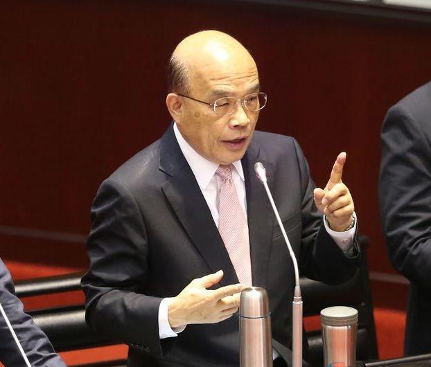 [新聞] 「用腳投票」 蘇揆:臺商回臺投資7097億 - 看板 Stock - 批踢踢實業坊
