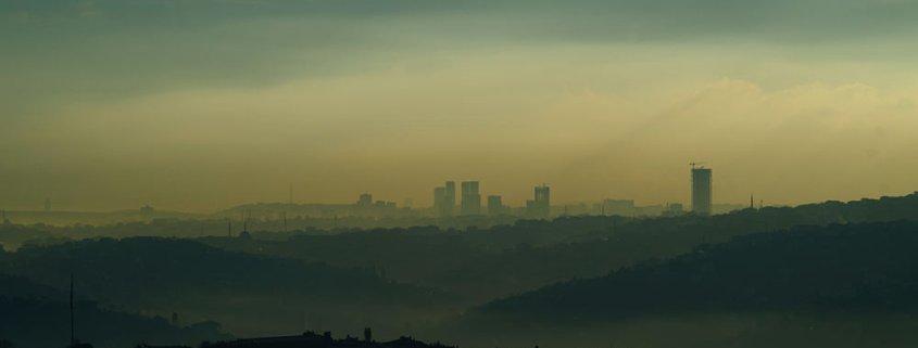 boina de contaminacion
