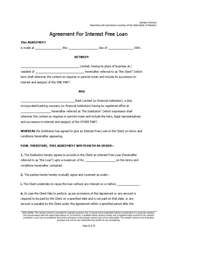 If you have a business which has to be renovated and an amount of fund is required for it. Loan Repayment Agreement Sample