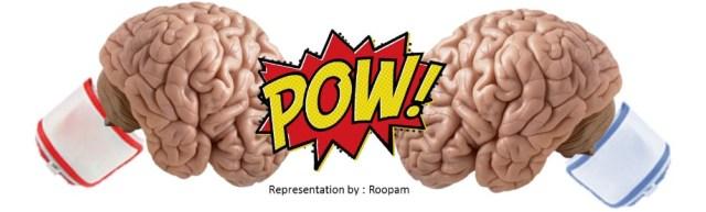 Brain & conflict