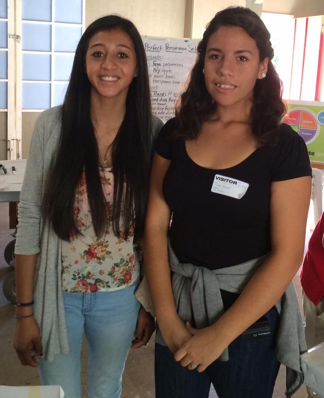 Briggs School 8th Graders Cap Off Food System Study Unit At Harec