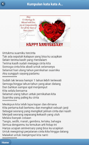 Arti Happy Anniversary 1 Month : happy, anniversary, month, Month