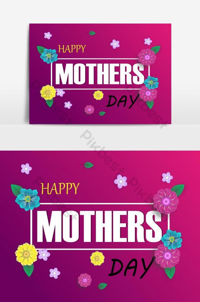 Bahasa Inggris Hari Ibu : bahasa, inggris, Gambar, Kartu, Ucapan, Selamat, Dalam, Bahasa, Inggris