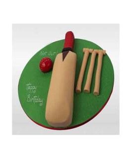 Designer Cricket Fan Cake