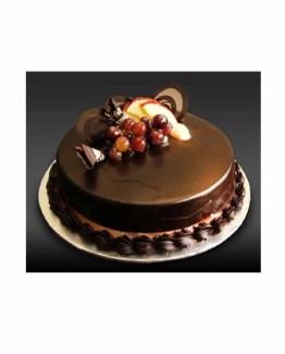 Half Kg Chocolate Truffle Cake