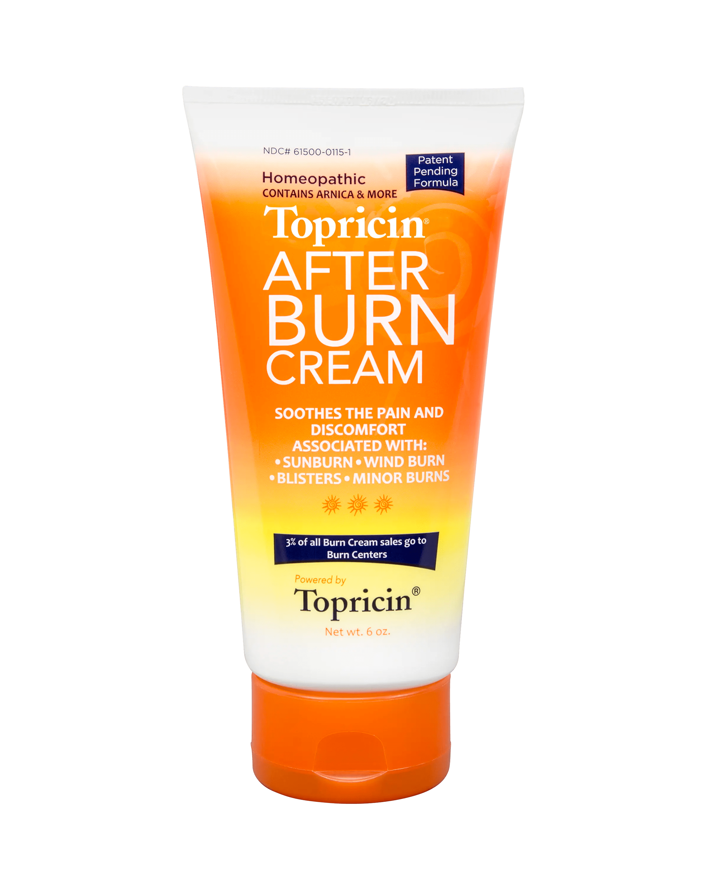 Product Ingredients – Topricin