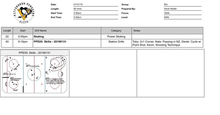 Add Custom Logo to Your Practice Plans