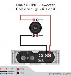 single 4 ohm subwoofer [ 1000 x 1000 Pixel ]
