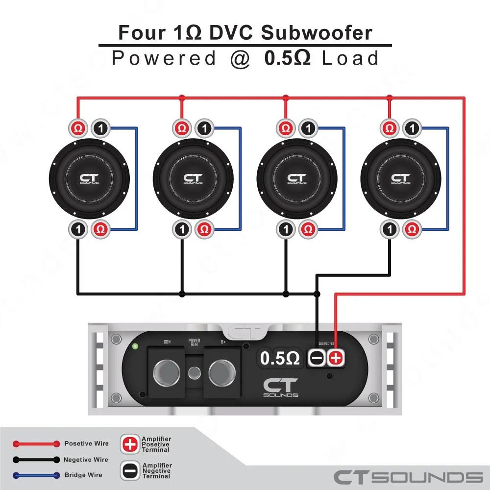 medium resolution of wrg 9424 omega subwoofer wiring diagram car subwoofer wiring diagram 0 5 ohm subwoofer wiring