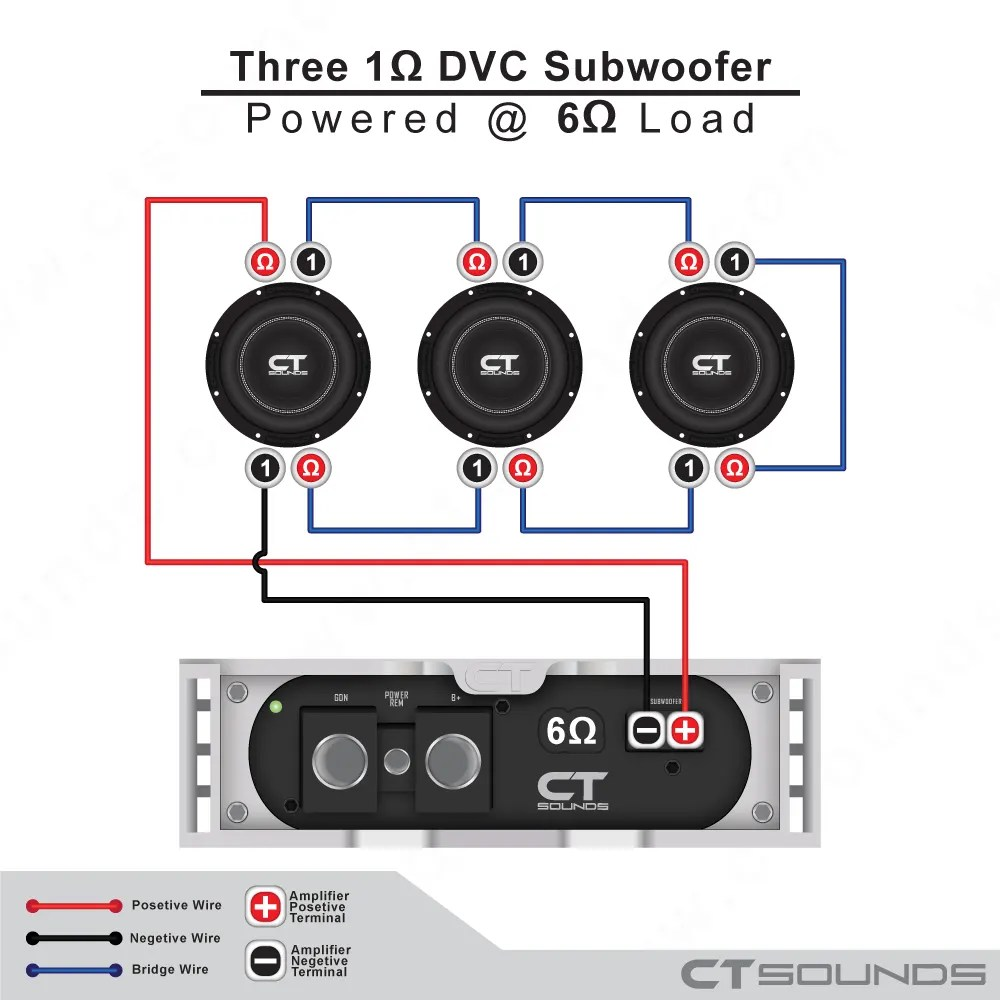 medium resolution of single 4 ohm subwoofers
